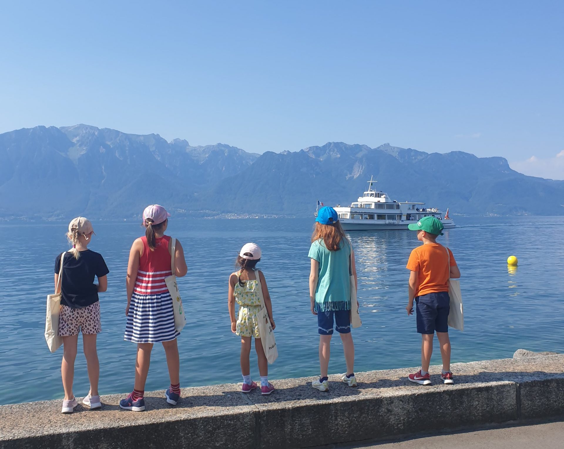 holiday camp vevey blonay montreux