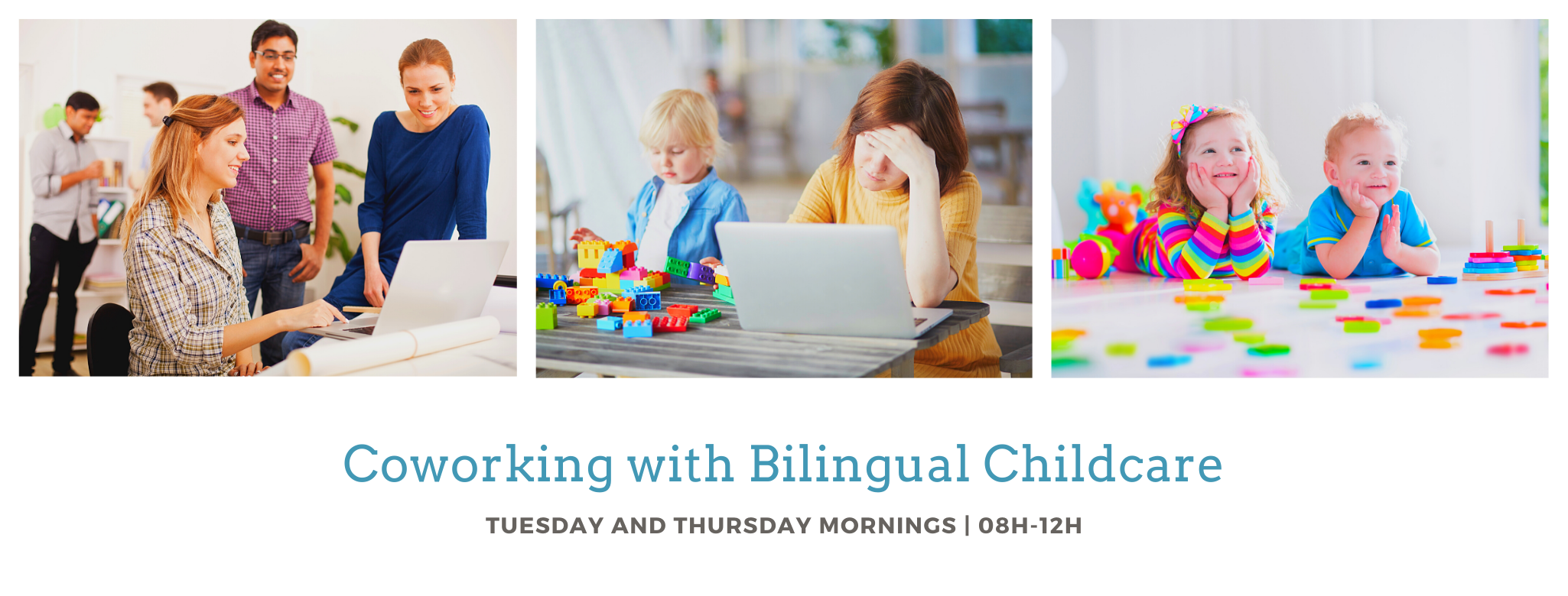 Coworking with childcare Blonay Vevey Montreux